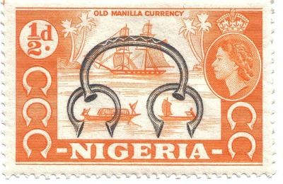 Manilla Empire Stamp